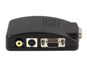 RCA Composite to VGA Converter (Wide Screen)