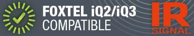 Foxtel iQ2and iQ3 compatible