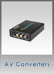 Audio & Video Converters